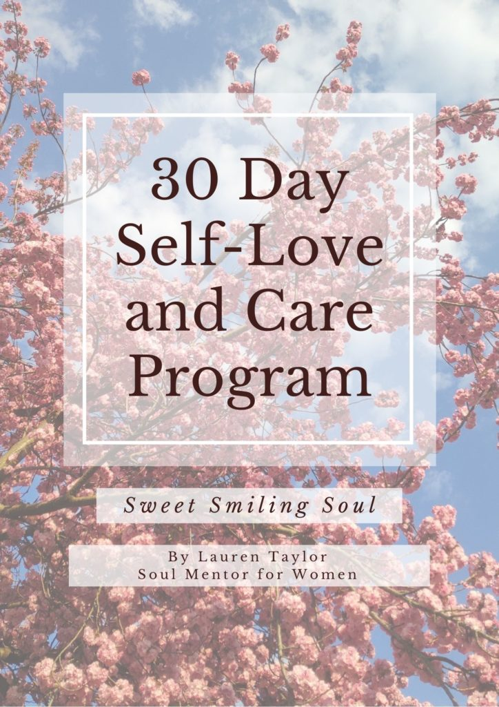 30 Day Self-Love and Care Program
